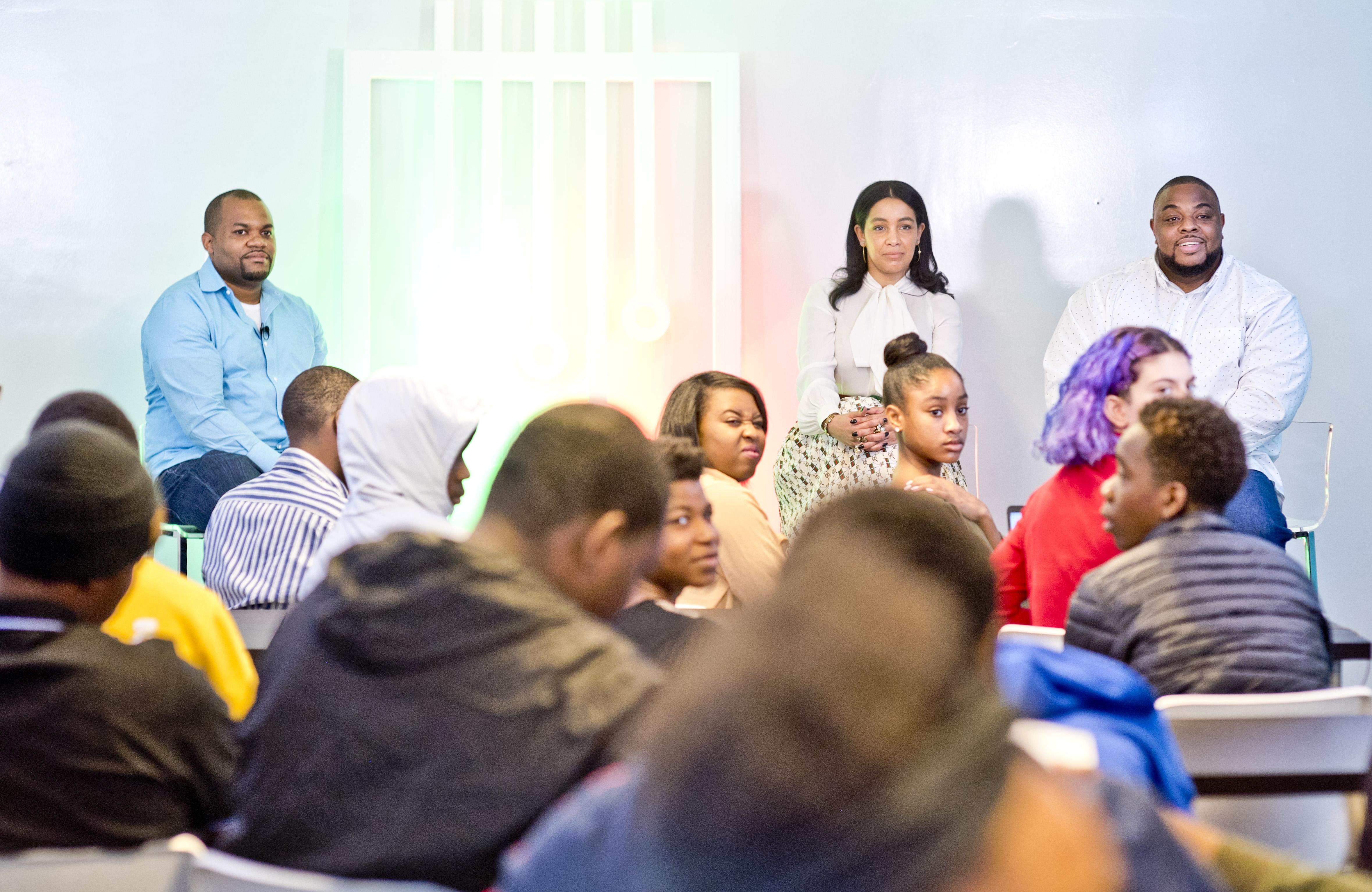 Black Tech Week, Youth Program IN.VISION