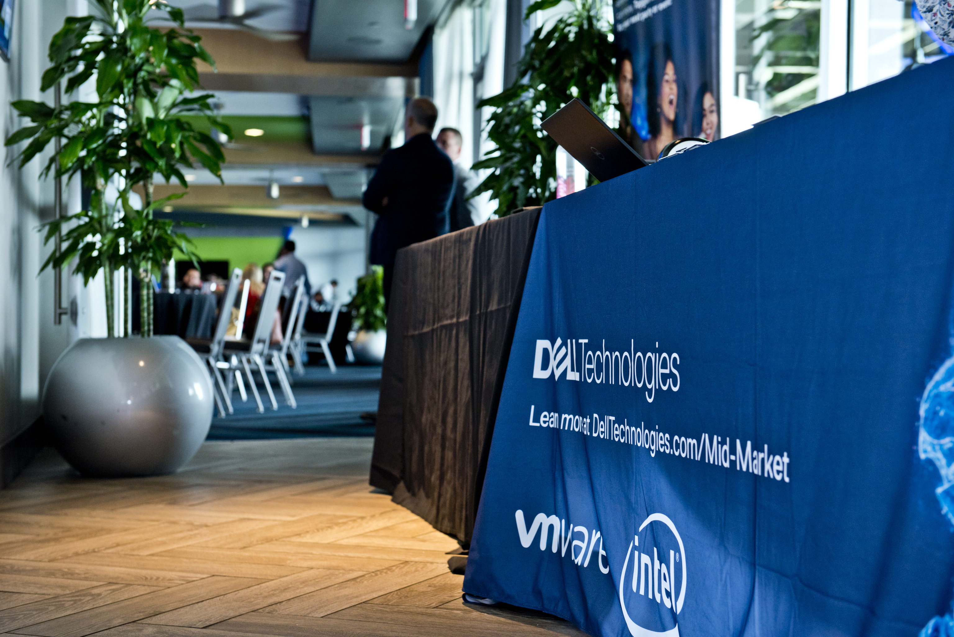 Dell Technologies unveils new line to sales staff.